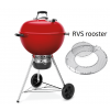 Weber Master-Touch GBS Limited Edition 57 cm Red Review