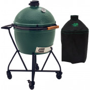 Big Green Egg XLarge + Integgrated Nest+Handler + Hoes