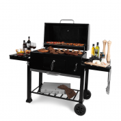 "Patton C2 - Charcoal Chef (32"") XL In gebruik"