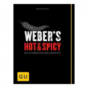 Receptenboek: Weber's Hot & Spicy