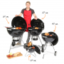 Weber Master-Touch GBS 'Special Edition' 57 cm Black