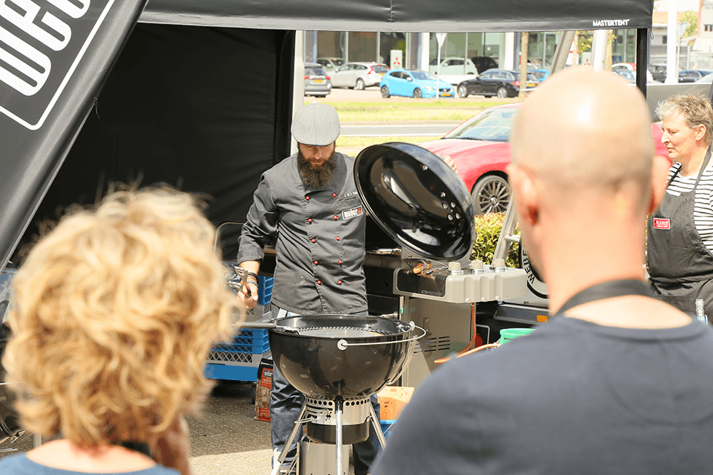 BBQ workshop AllesvoorBBQ